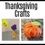 Thanksgiving Crafts for Children's Ministry