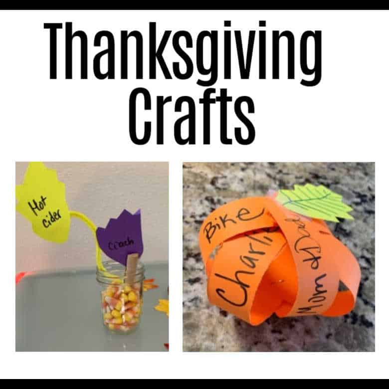 3 Paper Craft Ideas For Thanksgiving Easy Fun Projects On Thankfulness Ministry To Children
