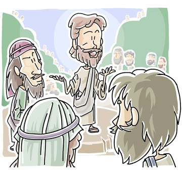 Children's Sermon on the Beatitudes