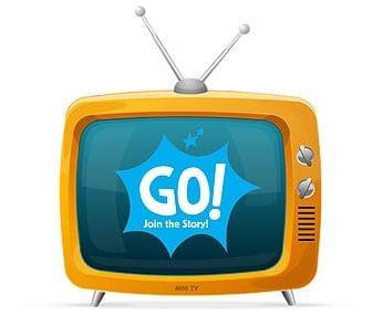 Go Kids Church Online