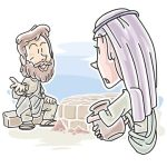Children's Message on Jesus and the Woman at the Well