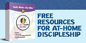 Kids Bible Studies for Families