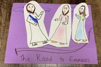 Road to Emmaus Craft