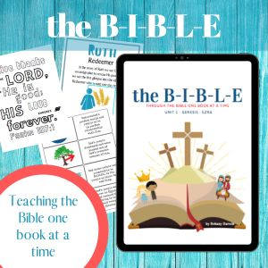 The Bible Curriculum for Children's Ministry