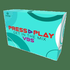 Press Play - Orange VBS 2021
