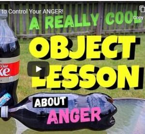 children's sermon on anger
