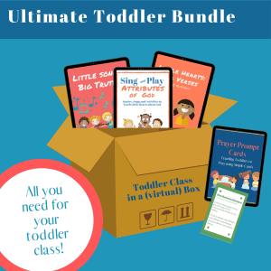 Toddler Bible Curriculum