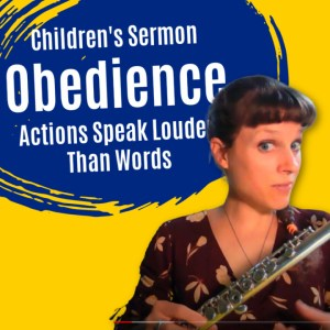 children's sermon on obedience