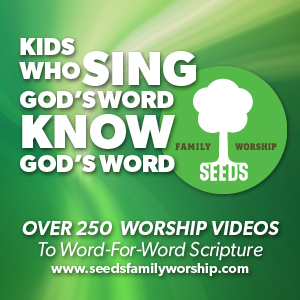Scripture Songs for Kids