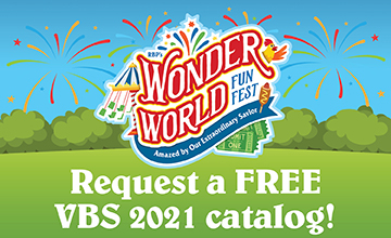 Regular Baptist Press VBS 2021