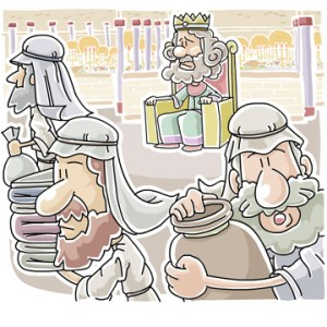The Parable of the Wedding Feast Sunday School Lesson
