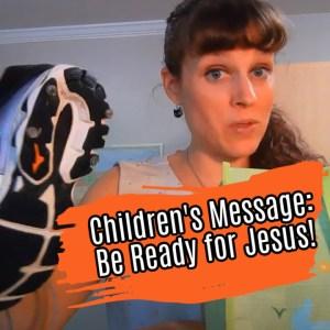 children's sermon on the parable of the ten virgins