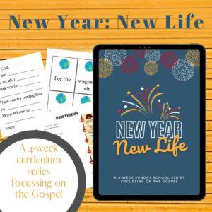 New Year Curriculum for Children's Ministry