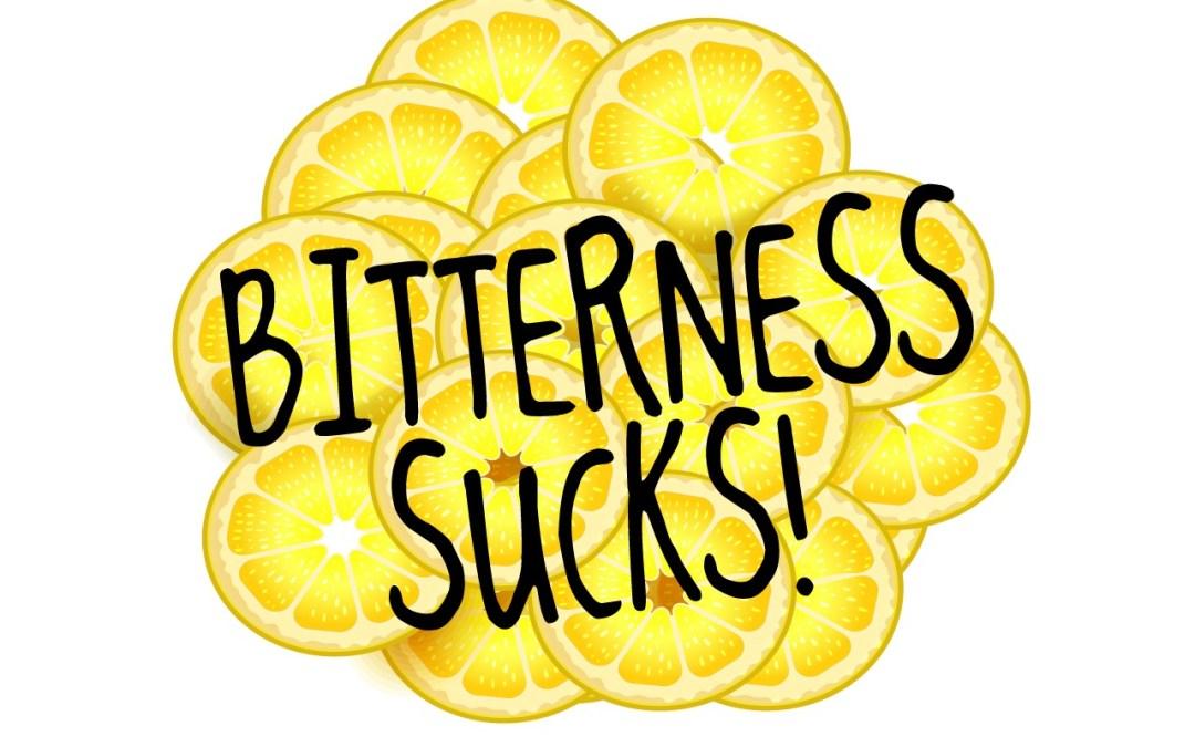 'Bitterness Sucks!' Childrens Lesson on Ruth 1:11-22