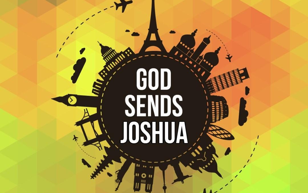 'God Sends Joshua' Childrens Lesson on Joshua