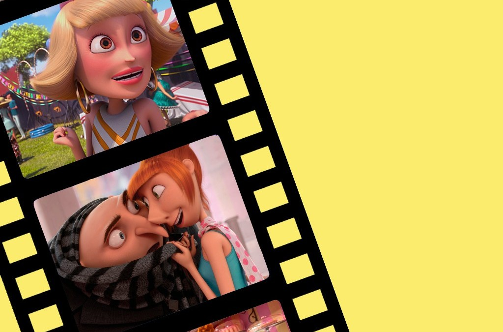 'Afraid to Date' Movie Discussion (Despicable Me)
