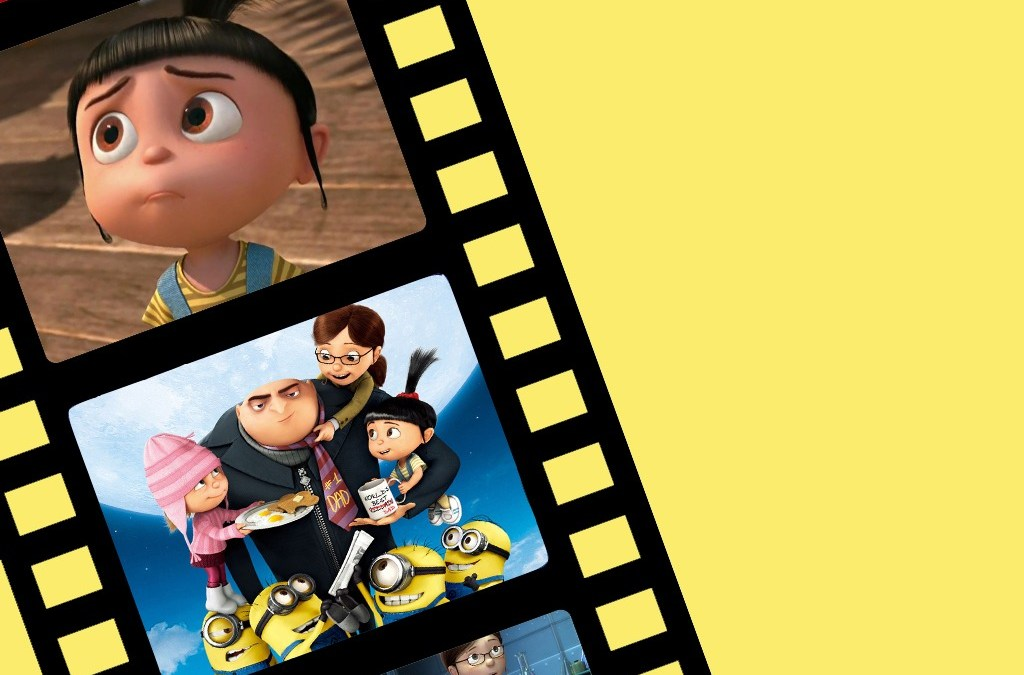 'A Change of Heart' Movie Discussion (Despicable Me)