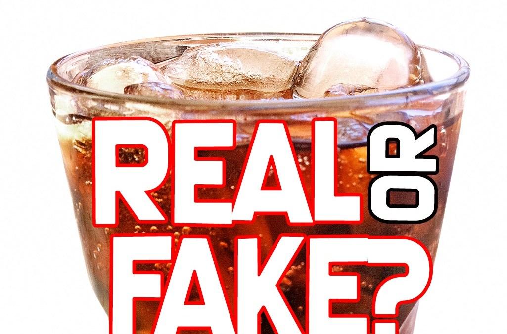 'Real or Fake?' Group Game