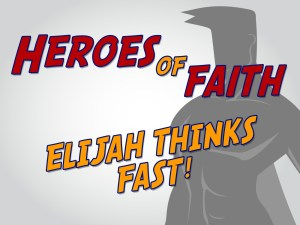 Childrens Lesson on Elijah and the Widows Son