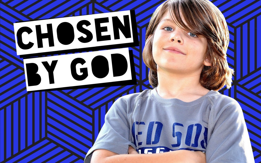 'Chosen By God' Sunday School Lesson on David