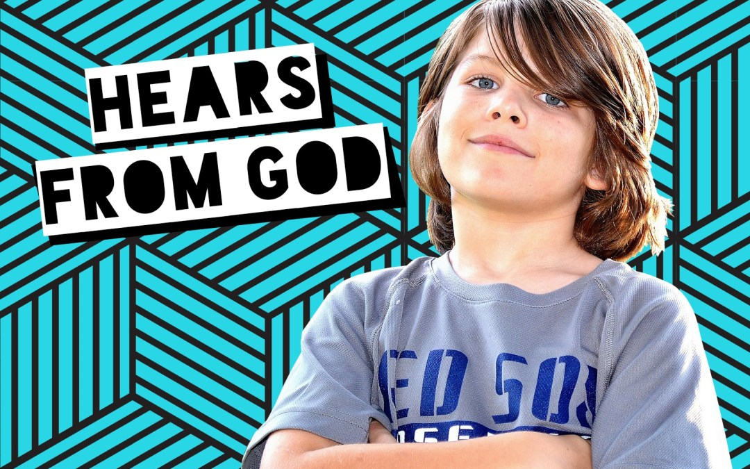 'Hears From God' Childrens Lesson on Samuel