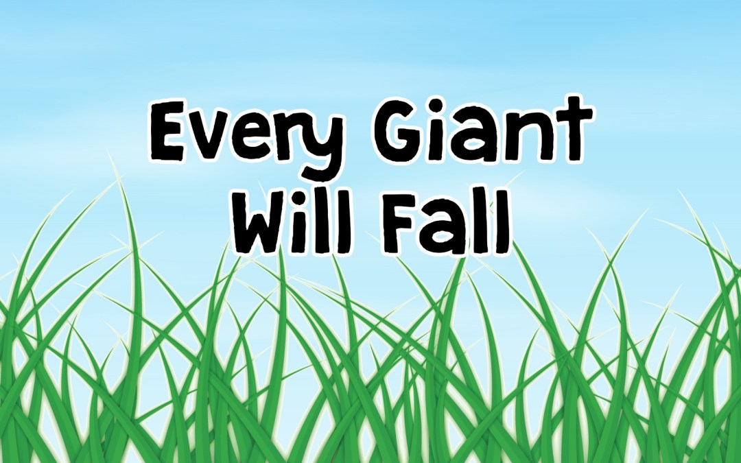 'Every Giant Will Fall' Song Lyric Stills