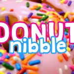 'Donut Nibble' Game