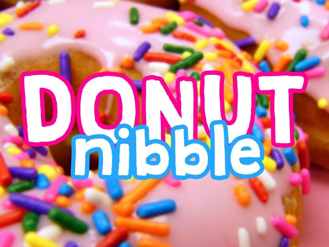 Donut Nibble