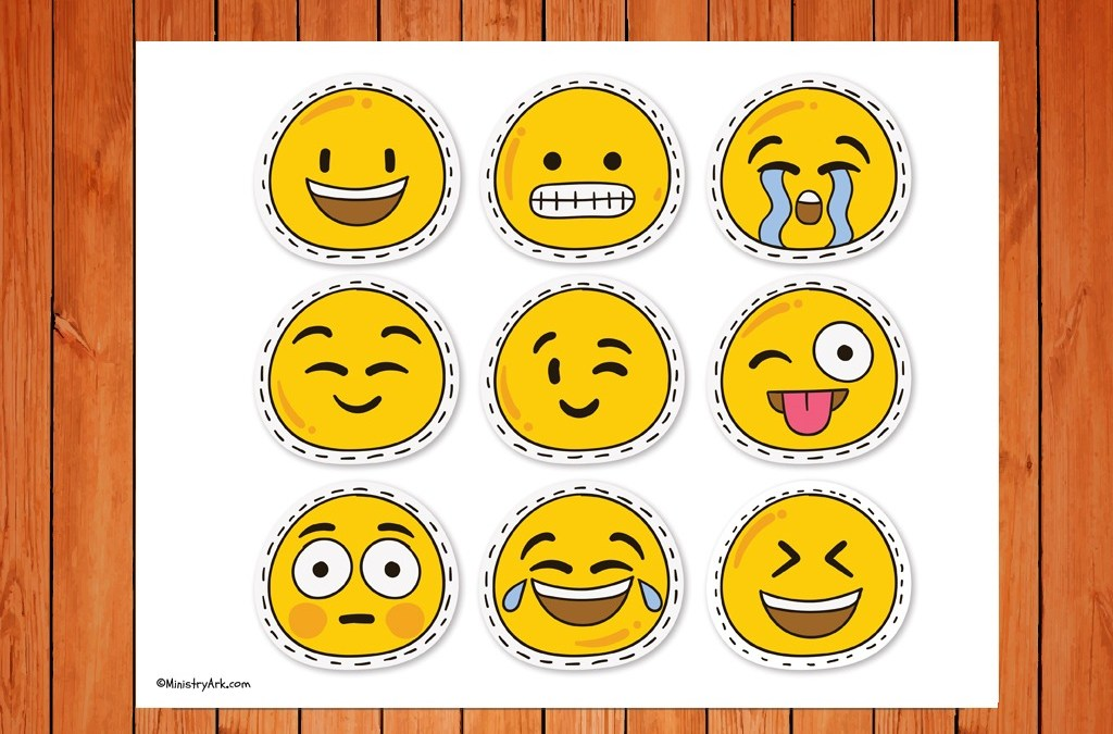 It's just an image of Exhilarating Printable Emoticons Free