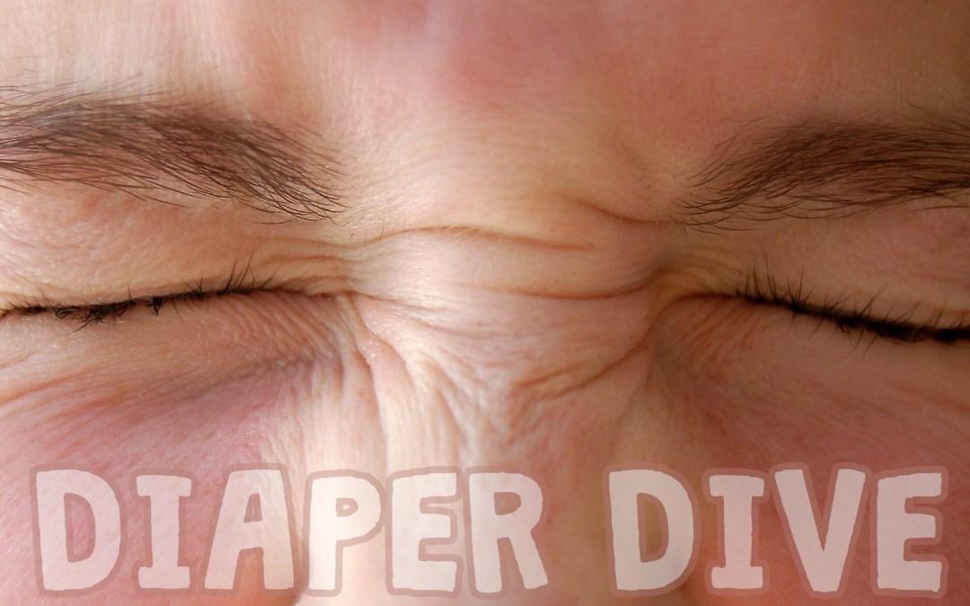 'Diaper Dive' Game