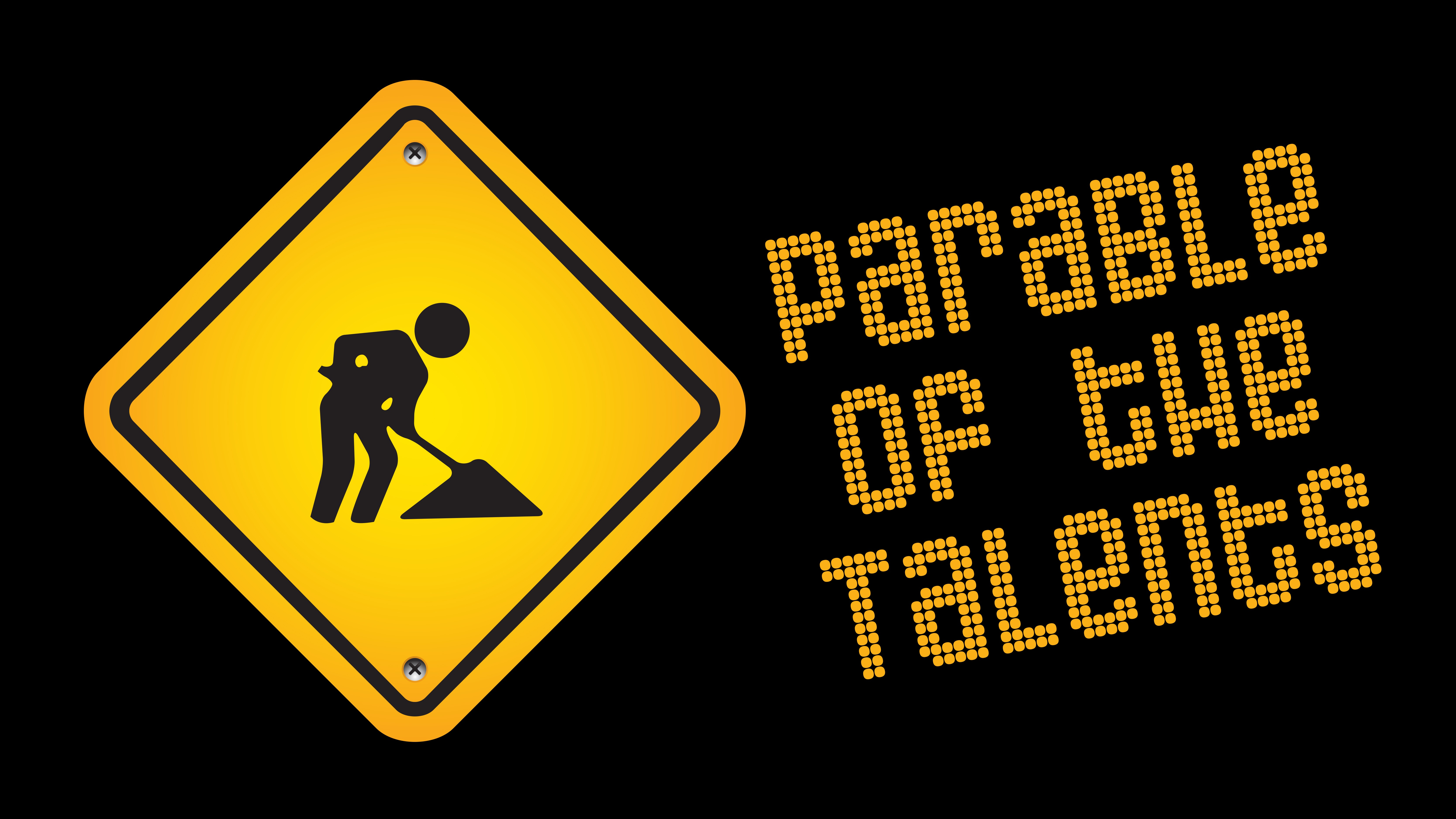 Meaning of parable of talents - Simply Click Here For The Parable Of The Talents Childrens Lesson Widescreen Powerpoint Image