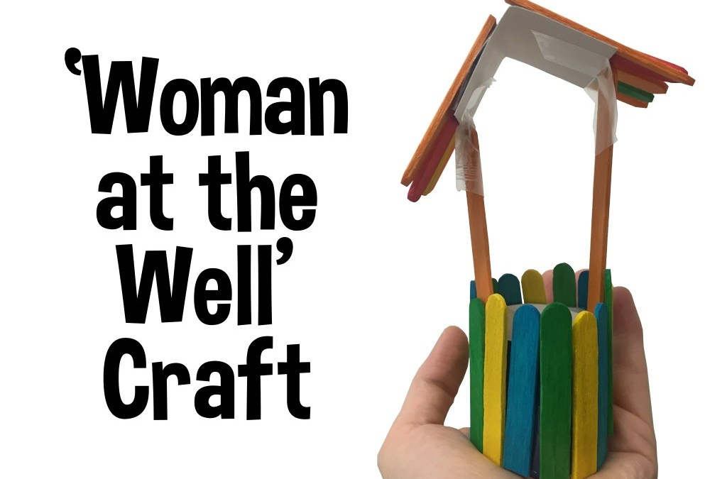 'Woman at the Well' Craft