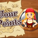 'The Four Points' Childrens Lesson (Pirate Theme)
