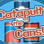 'Catapult the Cans' Game