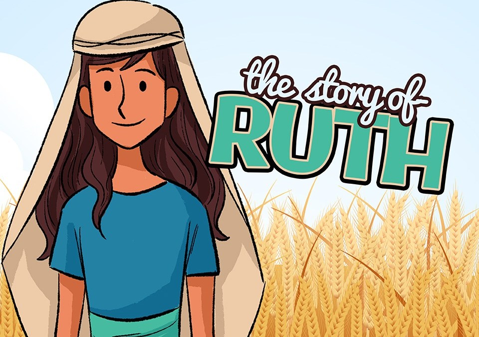 'The Story of Ruth' Childrens Church Teaching Series
