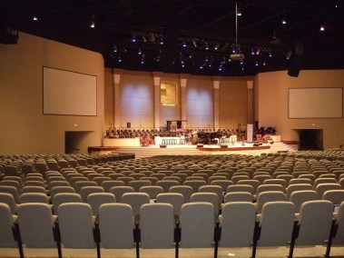 Cottonwood Creek Baptist Church House of Worship