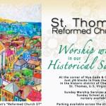 St. Thomas Reformed Church