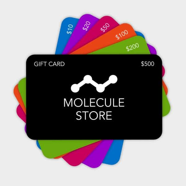 Gift Cards Molecule Store