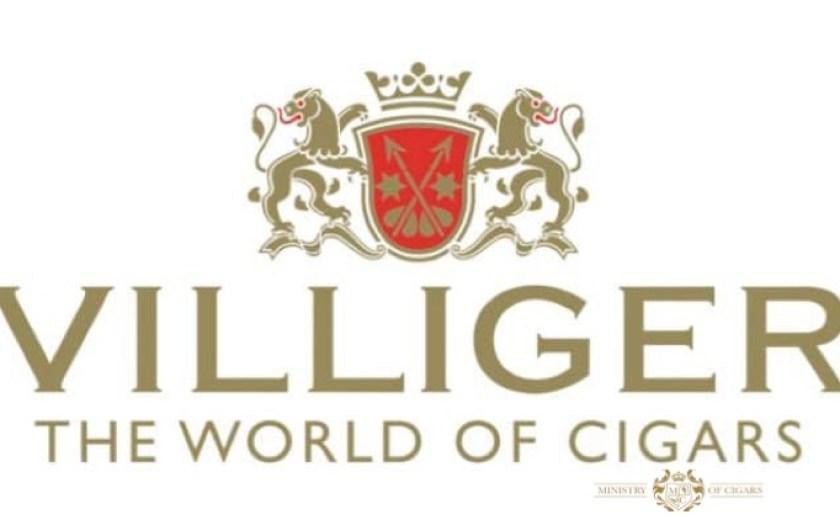 Ministry of Cigars - Villiger logo