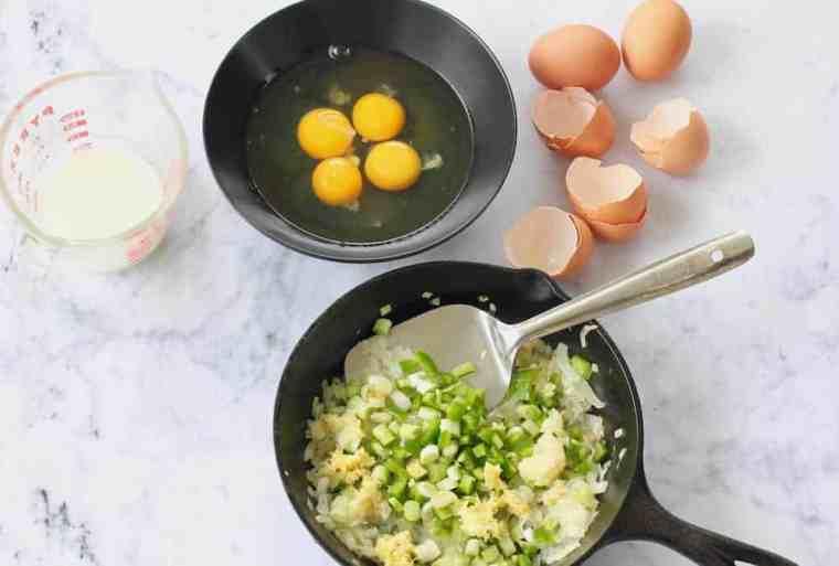 egg-bhurji-scallions-peppers