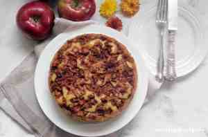 apple cake instant pot