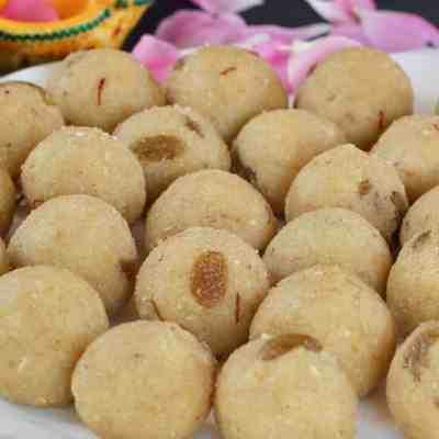 Rava Coconut ladoo – Easy no-fail recipe!