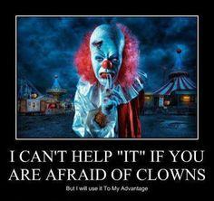 happy halloween clown pictures