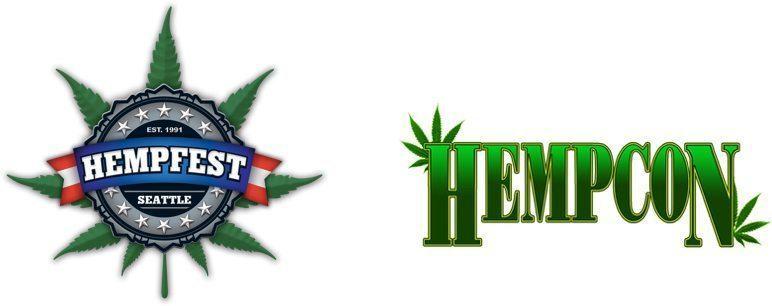 hemp festivals in the US that are actually marijuana focused