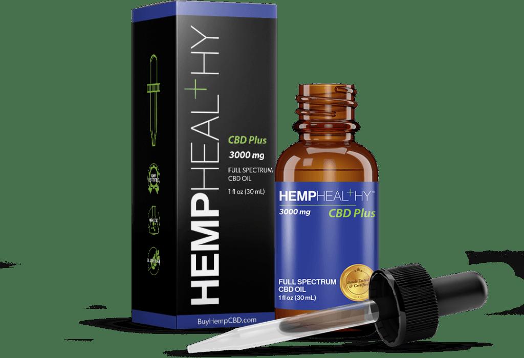 Hemp Healthy Full Spectrum CBD Oil (Ministry Of Hemp Official CBD Review)