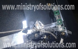 Lenovo Ideapad S10 Mini Bezel Repairing Instructions