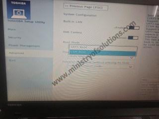 [Solved] Toshiba Satellite C50-A Windows 7 Installation Problem
