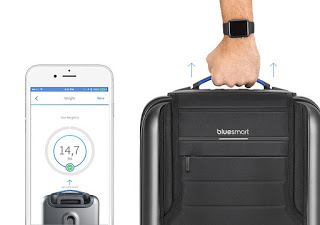 Worlds First Smart Suitcase