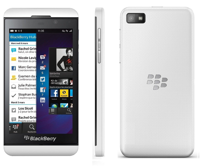 Blackberry Z10 Red Led Blinking Won't Trun on - Ministry Of