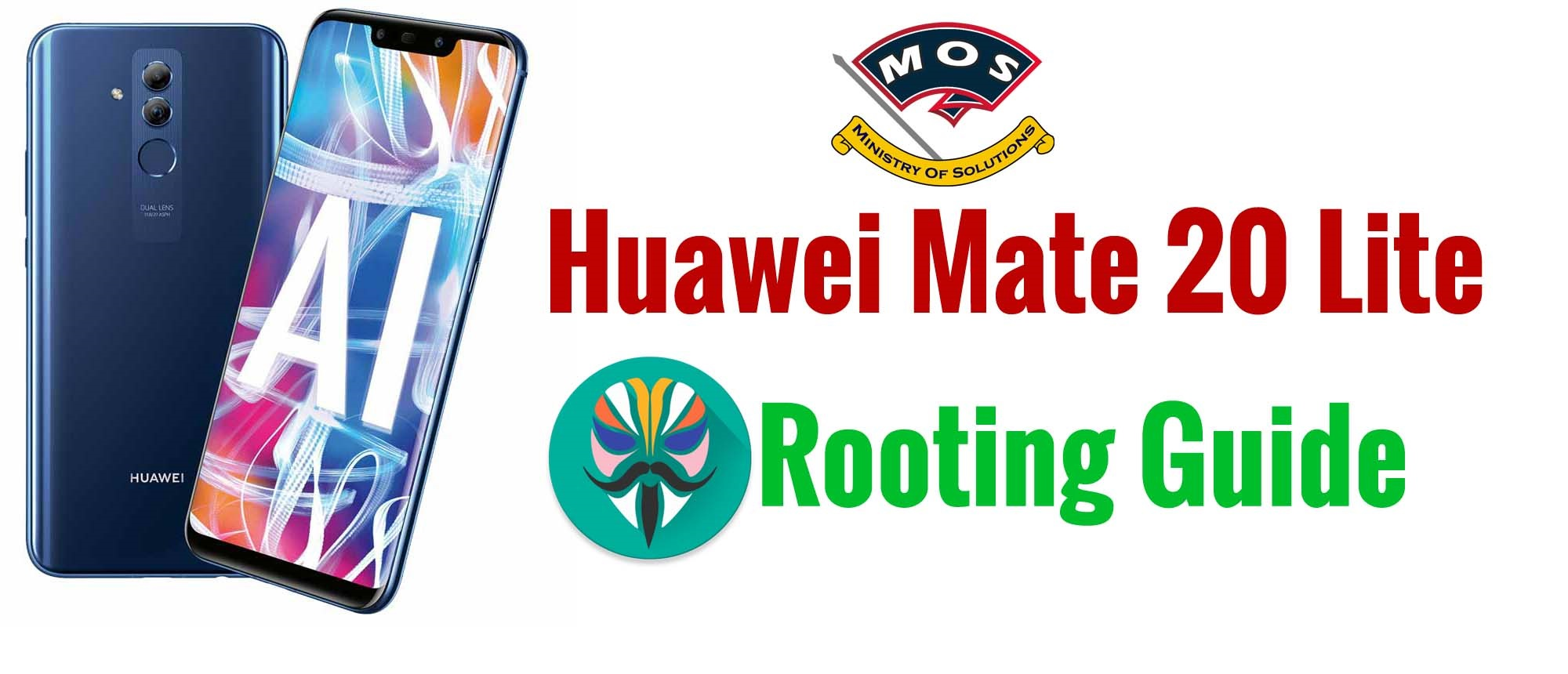 Huawei Mate 20 Lite Rooting Guide - Ministry Of Solutions